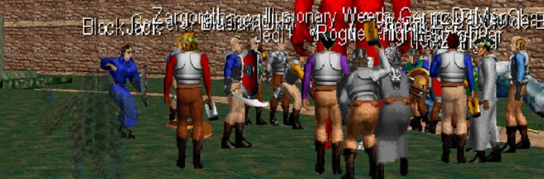 The Daily Grind: What's the oldest MMO you've ever played?