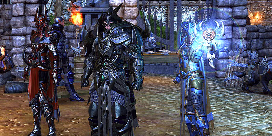 neverwinter small group