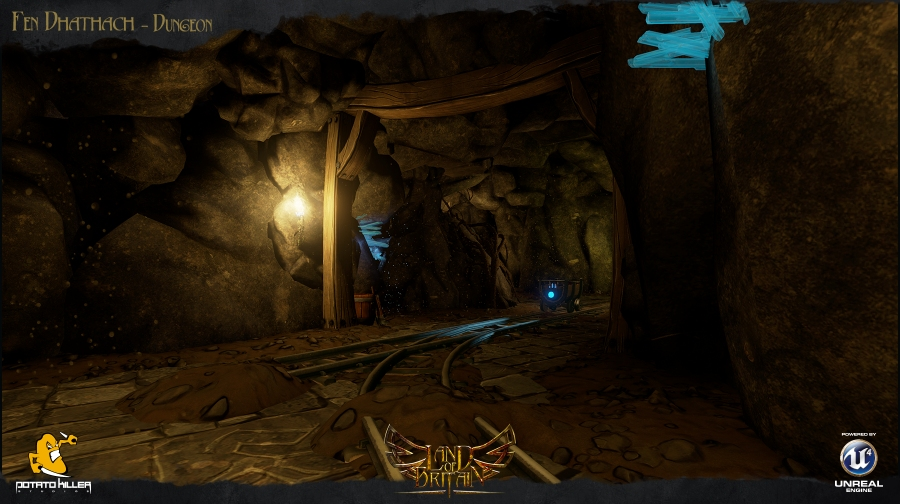 Land of Britain shows off new UE4 screenshots | Massively