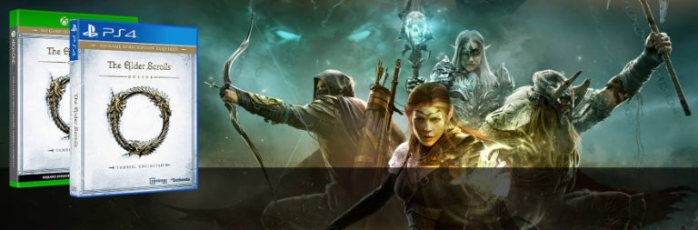 See how Elder Scrolls Online plays on consoles