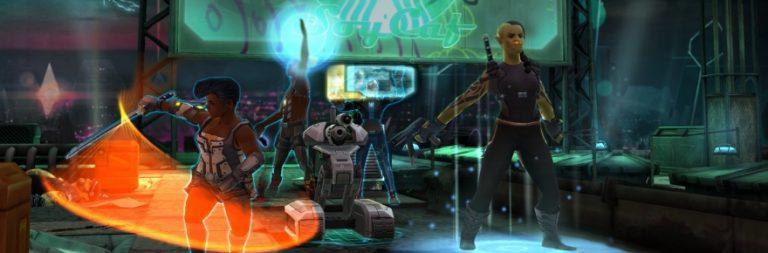 Shadowrun Chronicles: Boston Lockdown launches today