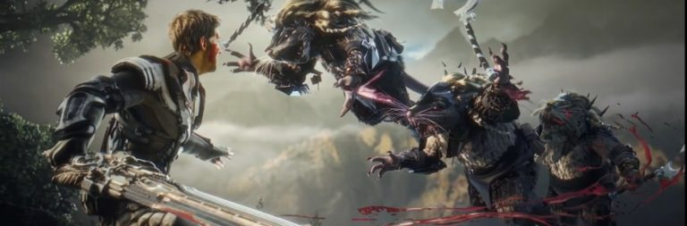 Skyforge open beta due out this summer