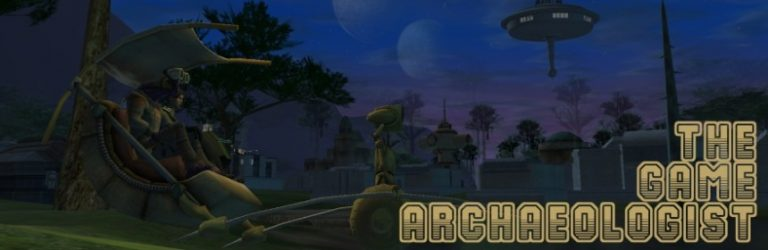 The Game Archaeologist: What Star Wars Galaxies life was like before the NGE