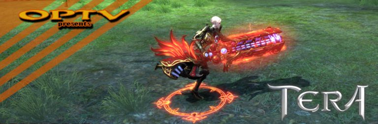 The Stream Team: Tearing through mobs with TERA's Gunner class