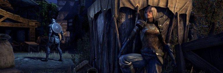 The Elder Scrolls Online's Welcome Back Weekend starts today
