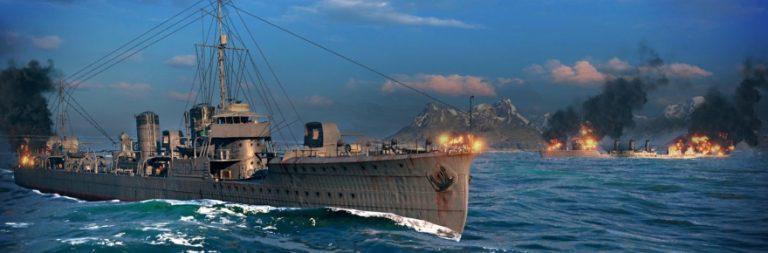 World of Warships begins selling pre-order bundles
