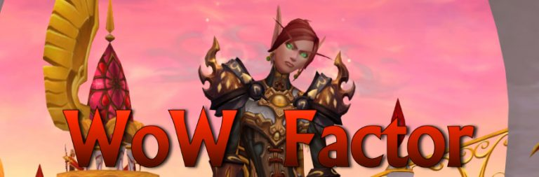 WoW Factor: The WoW token and the upcoming patch