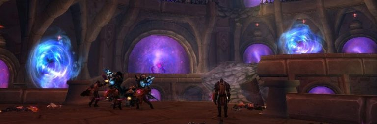 World of Warcraft adds retro 'timewalking' dungeons