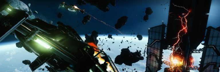 Star Citizen's April report contains some interesting persistent universe nuggets