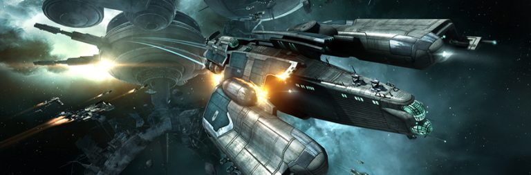 EVE Online is free-to-play on Steam for the weekend