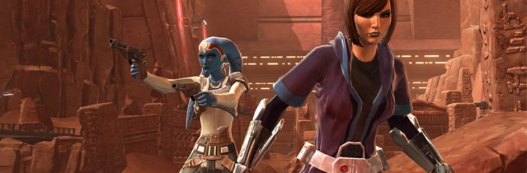 Yay, SWTOR is less of a grind (again)