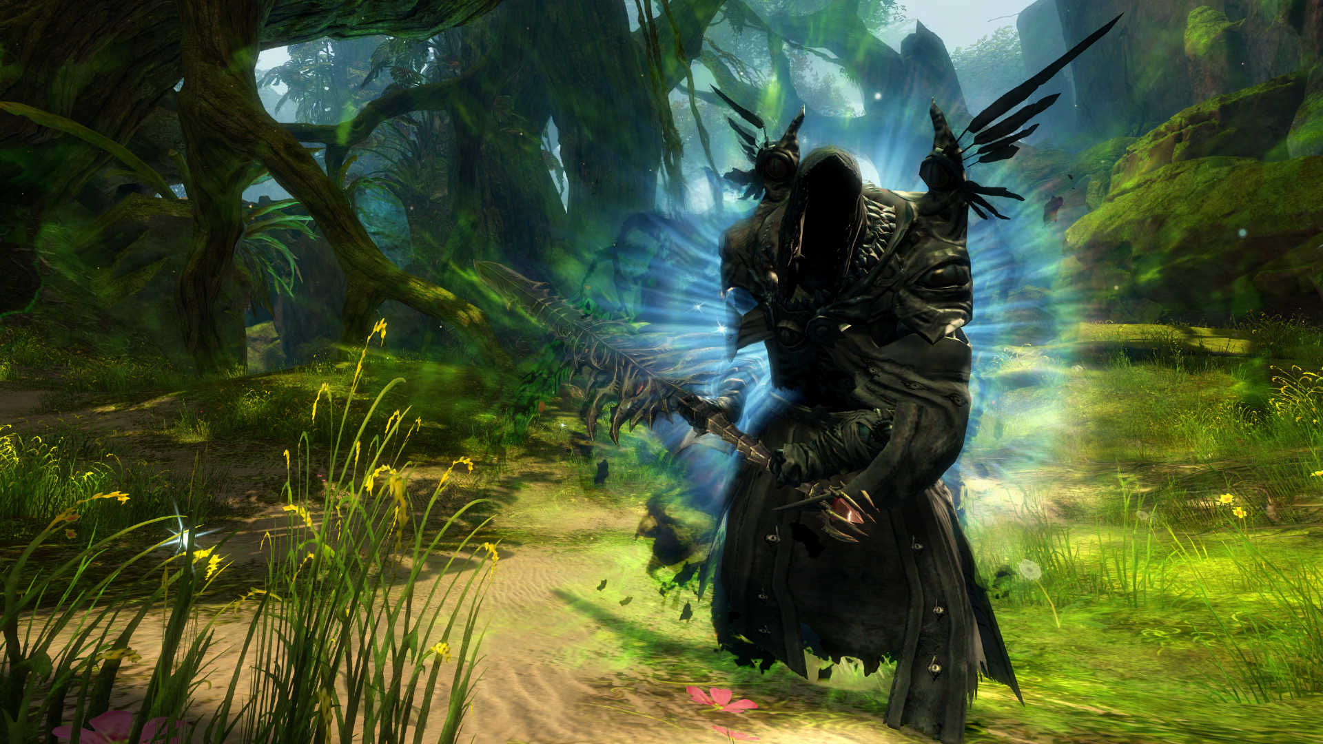 Guild Wars 2 unveils the Necromancer elite spec, the Reaper