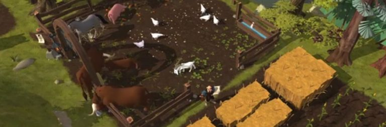Albion Online's latest feature video focuses on farming