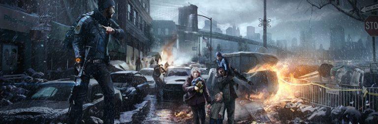 Ubisoft delays The Division until Q1 2016