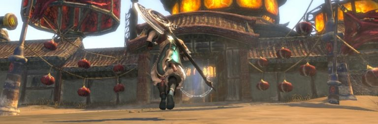 Blade & Soul plans new servers to combat queues