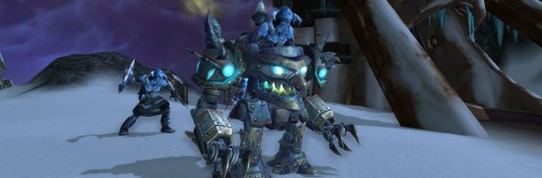 World of Warcraft goes on the offensive against bots