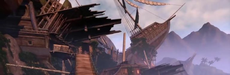 Elder Scrolls Online video demonstrates freedom and choice