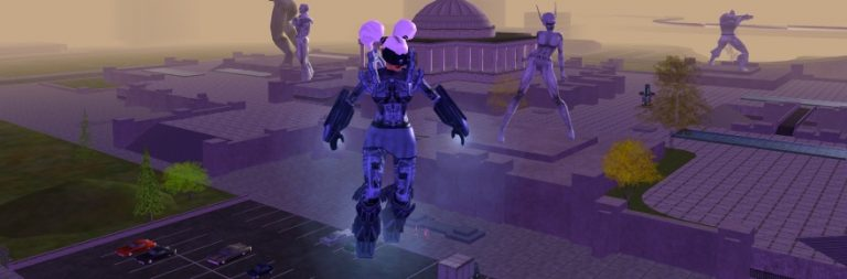 Ex-City of Heroes devs answer insane number of lore questions