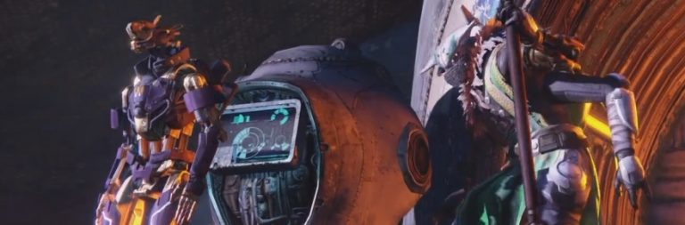 Destiny's second expansion gets a video preview