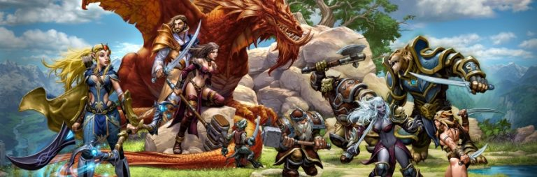 The Game Archaeologist: The rise and fall of Landmark and EverQuest Next