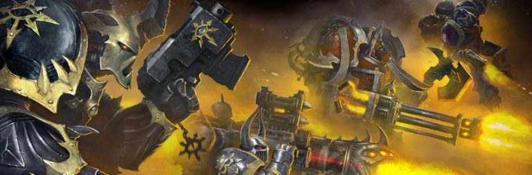 Eternal Crusade lead level designer is the latest in a string of desertions