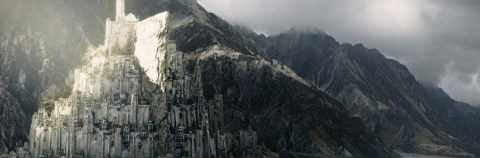 Jackson's Minas Tirith