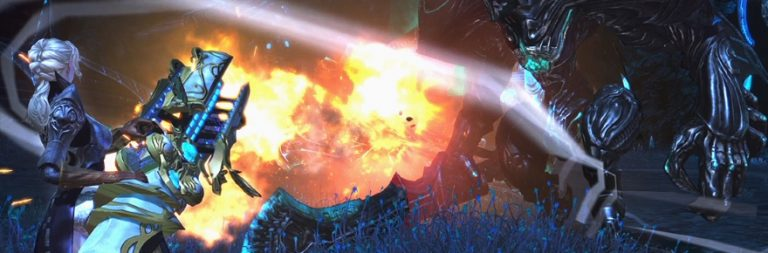 TERA arrives on Steam with the Gunner class patch