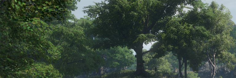 Gloria Victis adds SpeedTree 5, a first person view, and more