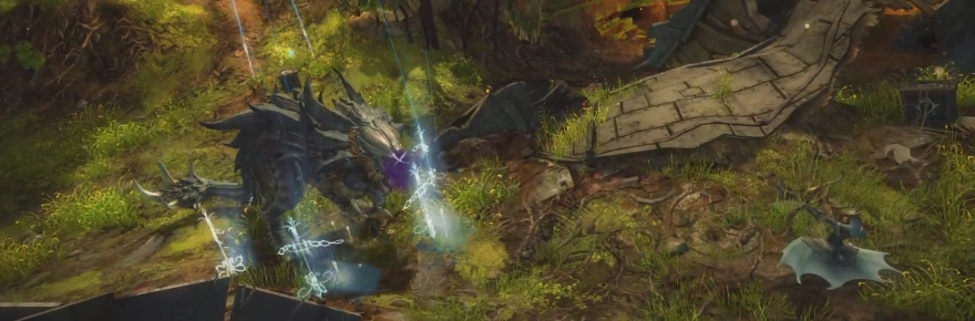 Guild Wars 2 unveils the Guardian elite spec: Dragonhunter | Lords
