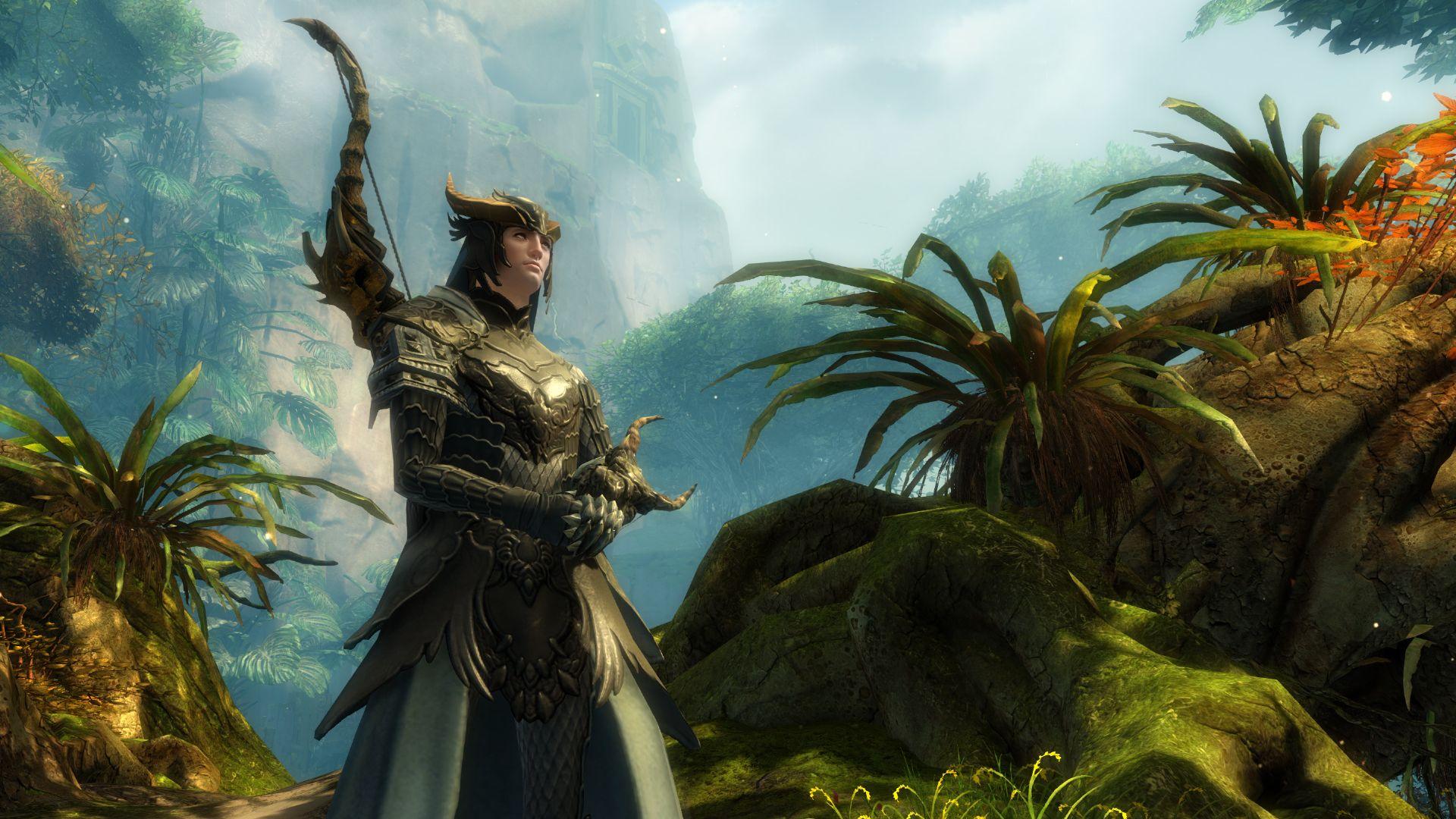 Guild Wars 2 unveils the Guardian elite spec: Dragonhunter