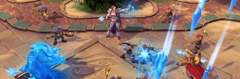 Heroes of the Storm devs talk Kael'Thas and character design
