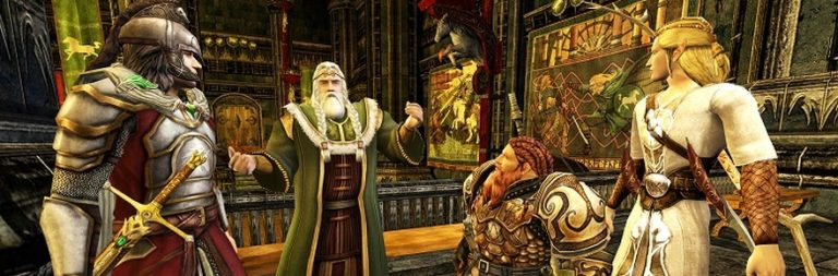 LOTRO's update 16 arrives with new instances and LI imbuement