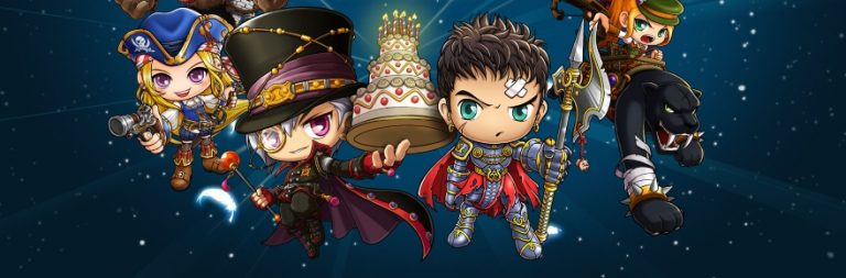 MapleStory gives presents for its 10th anniversary