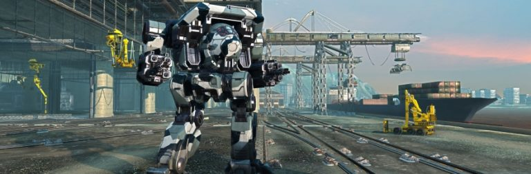 Mechwarrior Online soft-launches a new game client portal