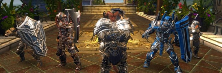 Neverwinter announces its next major update, Underdark