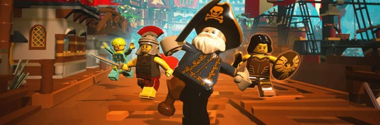 LEGO Minifigures Online is switching from F2P to B2P this summer