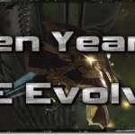EVE Evolved: Seven years of EVE Evolved