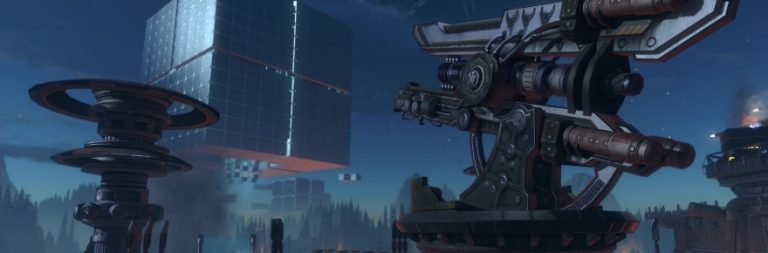 How Skyforge's invasion system works