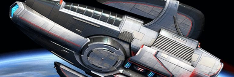 How Star Trek Online constructs its new pilot ships