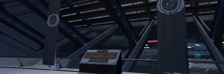 Star Trek Online honoring Grace Lee Whitney