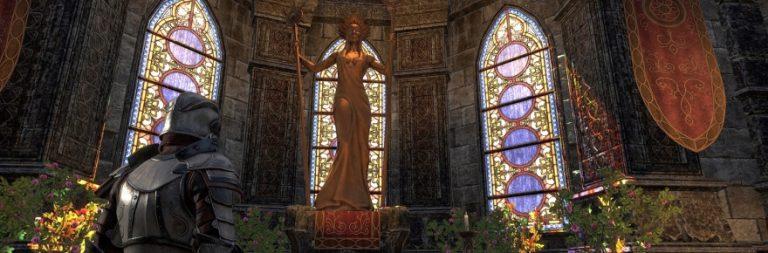 Elder Scrolls Online hints at Imperial City, Orsinium DLC