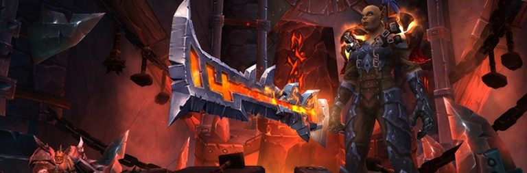 The latest World of Warcraft: Battle for Azeroth build brings even more hints of Mag'har Orcs