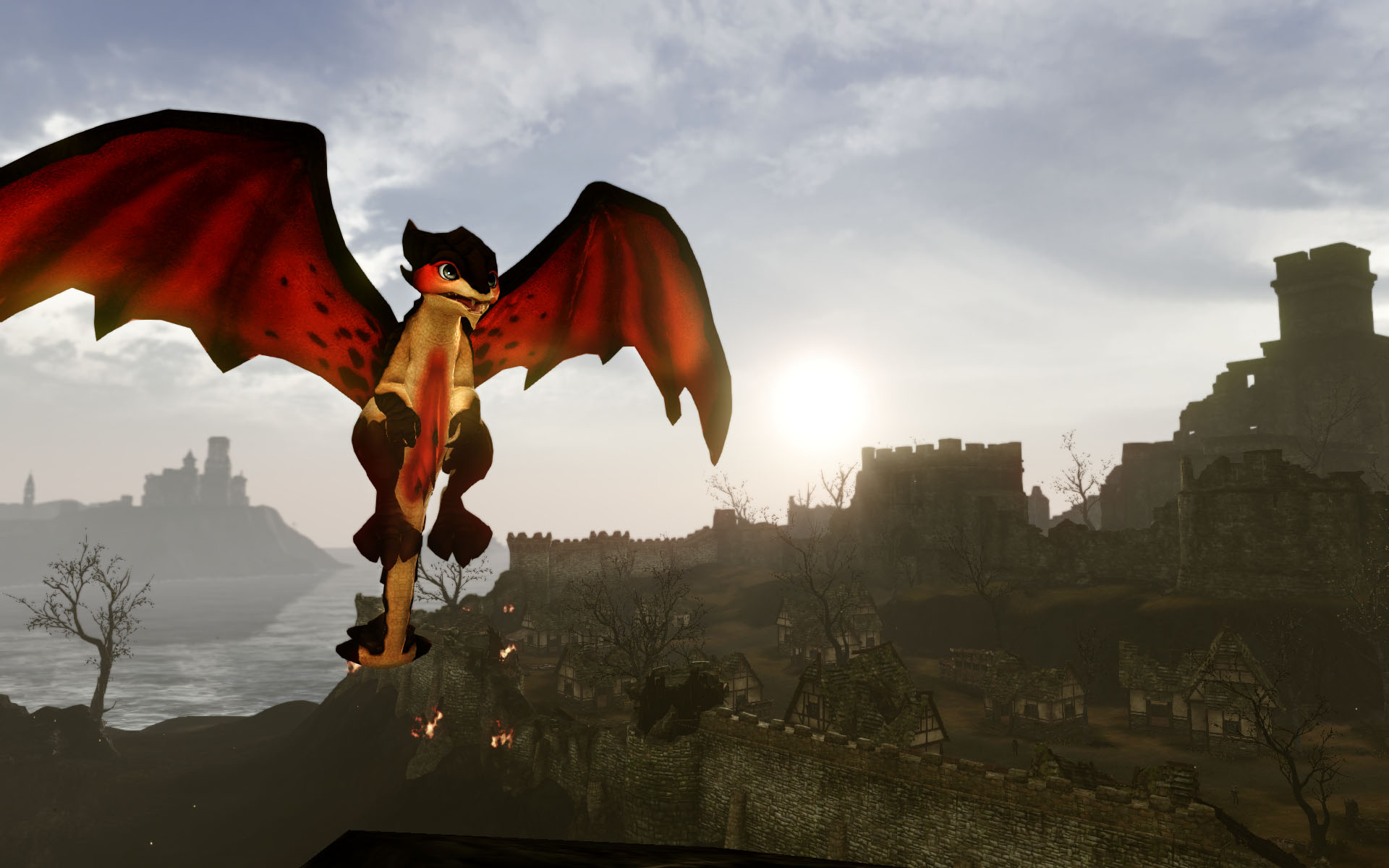 Archeage S Latest Patch Introduces The Feared Leviathan Massively