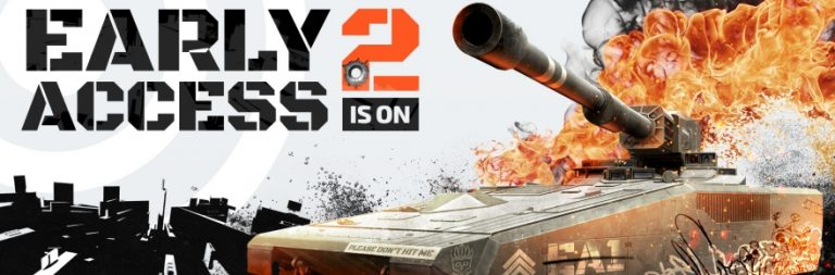 Grab an Armored Warfare early access key from Massively OP (All gone now!)