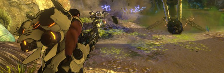 Firefall is adding auxiliary weapon slots, equipment slots, and more