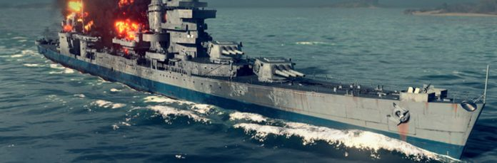 Latest World of Warships vid shows off US, Japanese