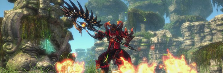 E3 2015: Blade & Soul's 'full-access F2P' model and hands-on