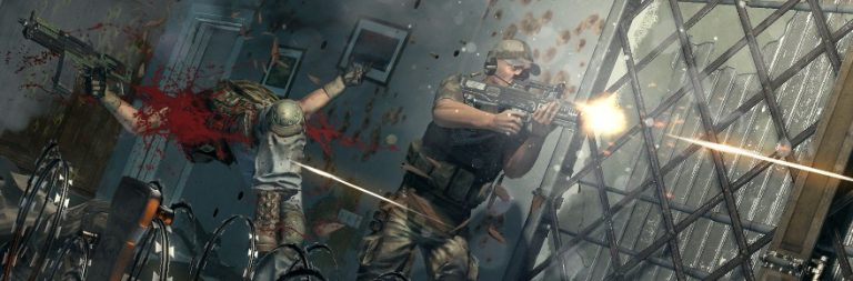 Burstfire's tactical shooter gives players one life per game