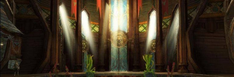 Guild Wars 2 invites players to design emblems for guild halls