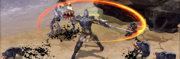 Trion welcomes action-RPG Devilian into its fold